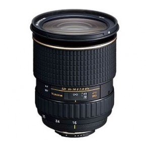 Tokina 16-50mm f/2.8 AT-X 165 PRO DX Lens for Nikon