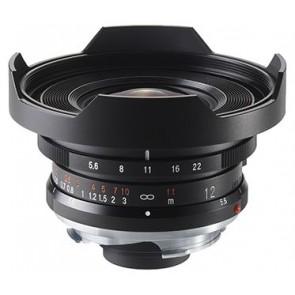 Voigtlander 12mm f/5.6 Ultra Wide Heliar II Lens for Leica M-Mount