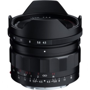 Voigtlander 15mm f/4.5 Super Wide Heliar III Lens for Sony E-Mount