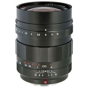 Voigtlander 17.5mm f/0.95 Nokton Aspherical Lens for Micro Four Thirds