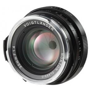 Voigtlander 35mm f/1.4 Nokton Classic Lens for Leica M-Mount