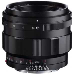 Voigtlander 40mm f/1.2 Nokton Aspherical Lens for Sony E-Mount