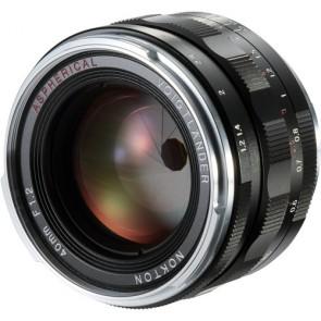 Voigtlander 40mm f/1.2 Nokton Aspherical Lens for Leica M-Mount