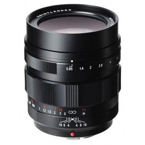 Voigtlander 42.5mm f/0.95 Nokton Lens for Micro Four Thirds