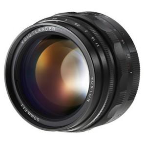 Voigtlander 50mm f/1.1 Nokton Lens for Leica M-Mount
